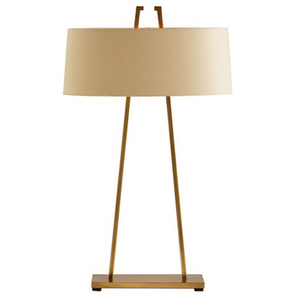 Pulp Home - Dalton Brass Table Lamp