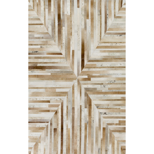 Pulp Home - Tan Mitered Rug