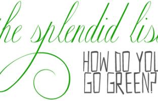 The Splendid List :: Happy St Patricks Day