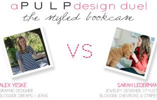 pulp design duel | chevrons & stripes + dreams + jeans