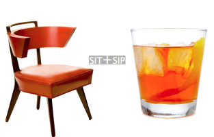 sit + sip: The Old Fashioned