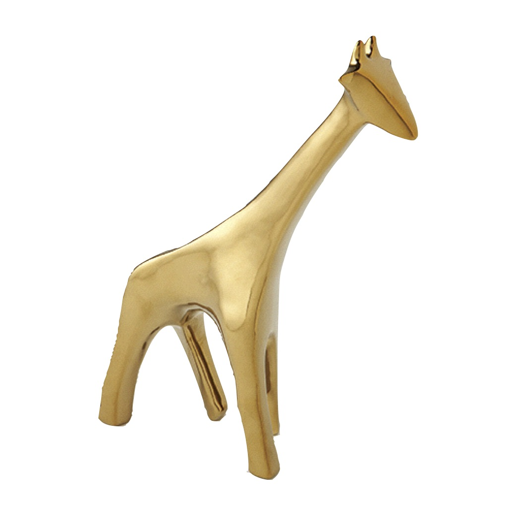 Pulp Home - Gold Giraffe