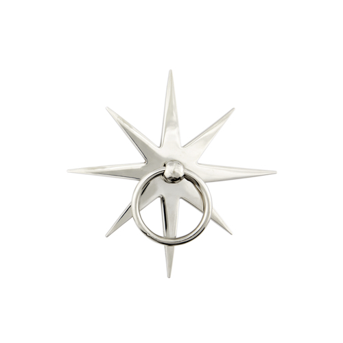 Pulp Home – Starburst Pull – Polished Nickel