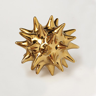 Pulp Home – Large Gold Urchin