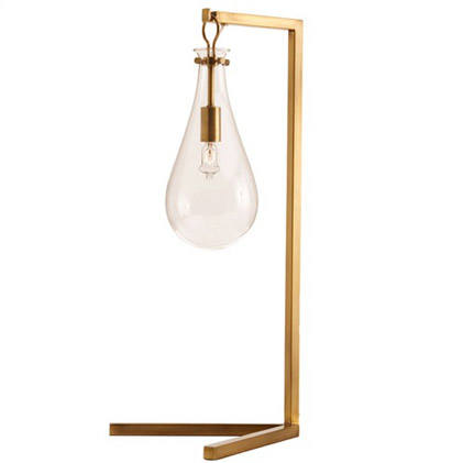 Pulp Home - sabine-brass-table-lamp