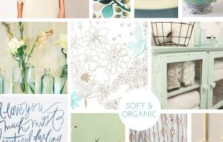 Soft & Organic Inspiration