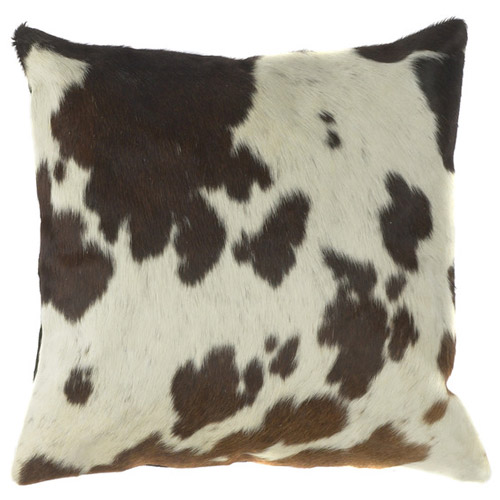 Pulp Home - espresso-hide-pillow