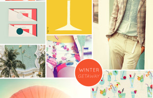 Colorful Winter Inspiration