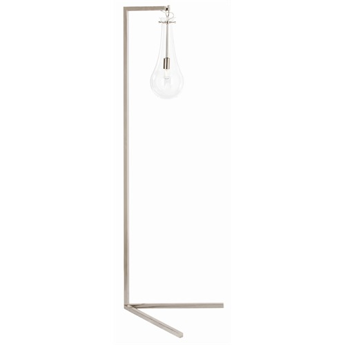 Pulp Home – Sabine Nickel Floor Lamp