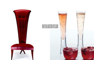 Sit + Sip : Valentine's Day Edition