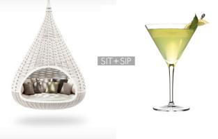Sit + Sip : Spring Getaway