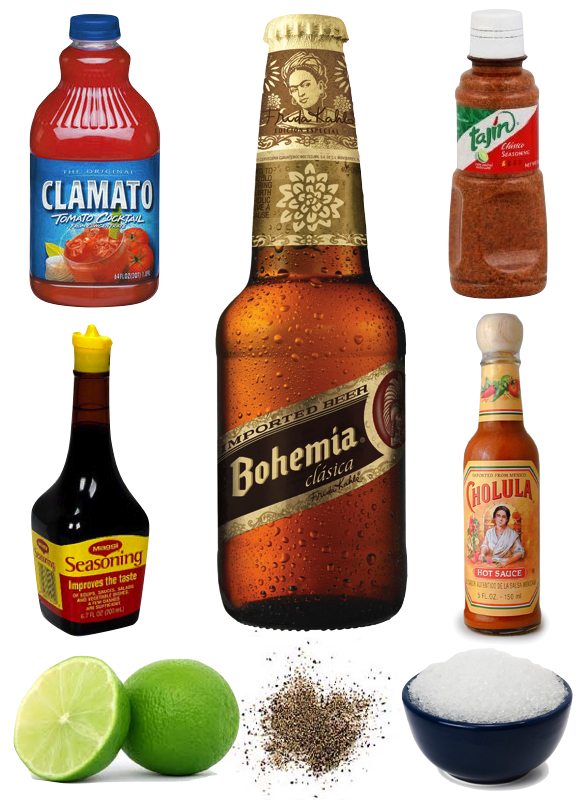 Michelada Cocktail Recipe | Mexican Cocktail Recipes