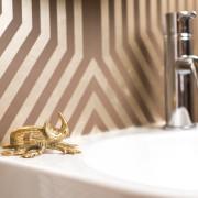Pulp Design Studios – Bathroom sink close up
