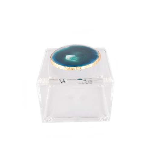 AC-1124-Acrylic-Box-with-Teal-Agate-2