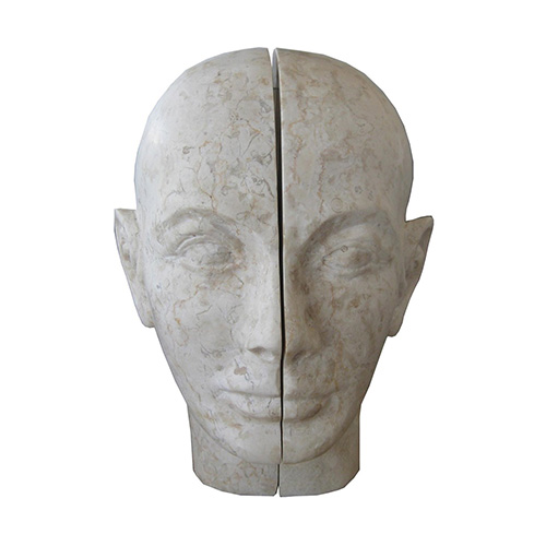 Split-Face-Stone-Sculpture