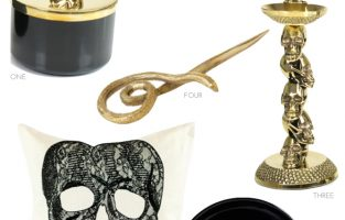 Gift Guide: The Halloween Hostess