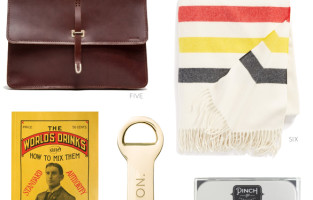 Holiday Gift Guide 2014: For Him