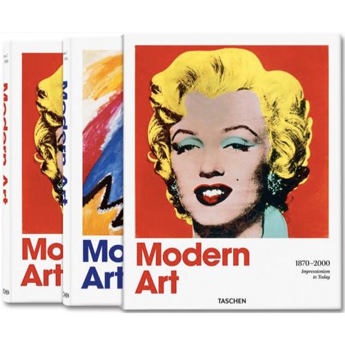 Pulp Home – Modern Art 1870-2000