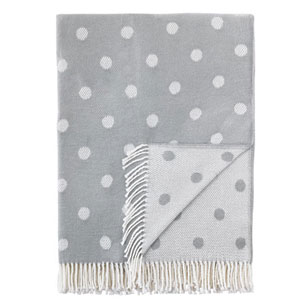 Pulp Home – Polka Dot Throw