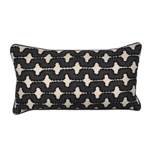 Pulp-Home-Nora-Black-Pillow