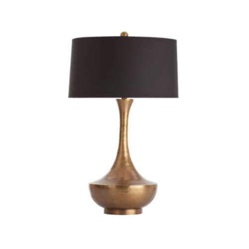 Pulp-Home-Walker-Hammered-Brass-Lamp