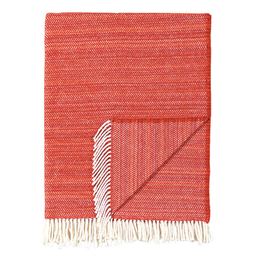 Pulp Home – Tangerine Throw