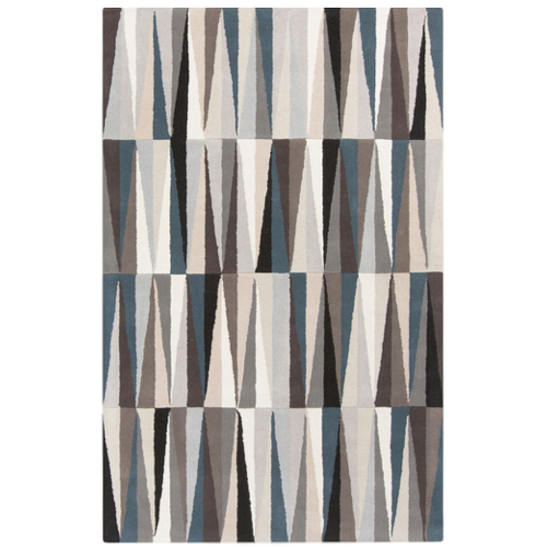 Pulp Home – Angles Rug Teal