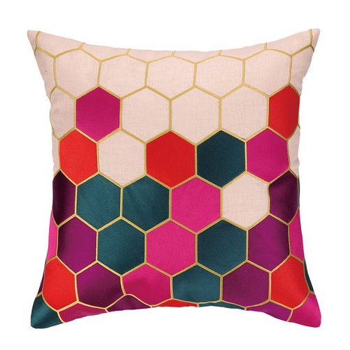 Pulp Home - Carlsbad Pillow Berry