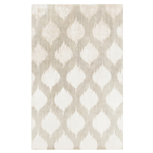 Pulp Home - Ikat Waves Rug Natural