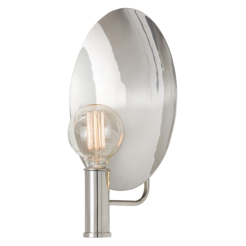Pulp Home - Lorita Sconce Nickel