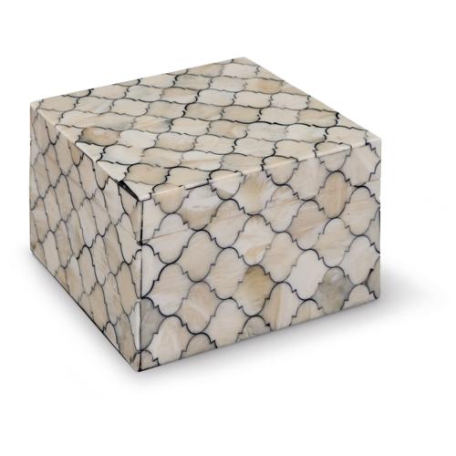 Pulp Home – Mosaic Quatrefoil Box
