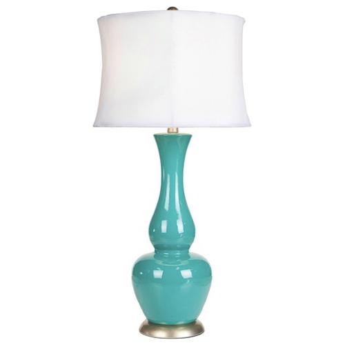 Pulp Home - Retro Lamp Turquoise