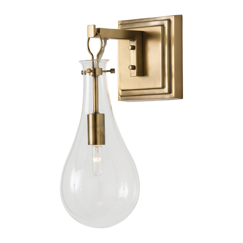 Pulp Home - Sabine Sconce Brass