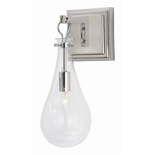Pulp Home - Sabine Sconce Nickel