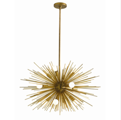 Pulp Home - Starburst Light Brass - L1028