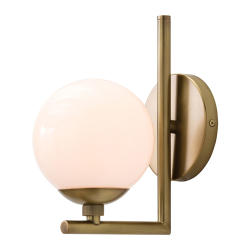 Pulp Home - Quimby Sconce Brass