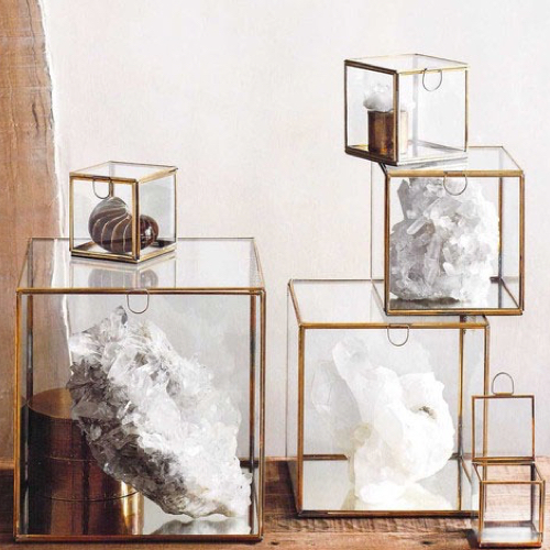 Pulp Home - Glass Mirror Boxes