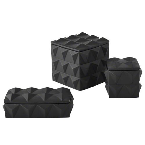 Pulp Home - Braque Box, Matte Black