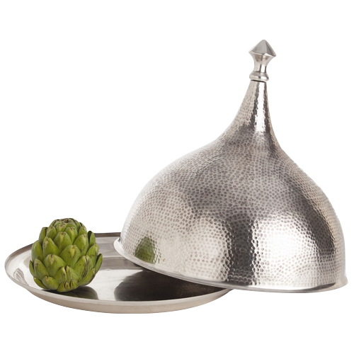 Pulp Home – Silver Covered Dish