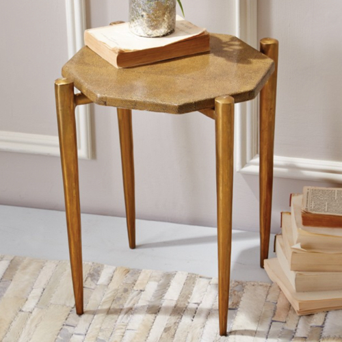 Pulp Home - Shagreen Occasional Table