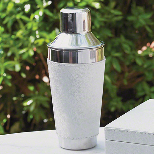Pulp Home – White Cocktail Shaker