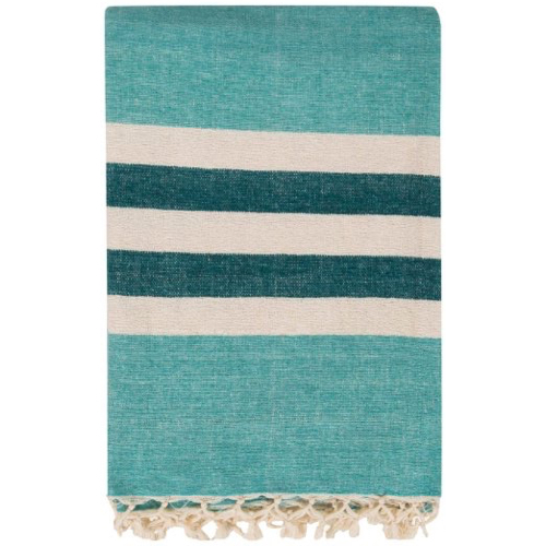 Pulp Home – Troy Throw – Blue
