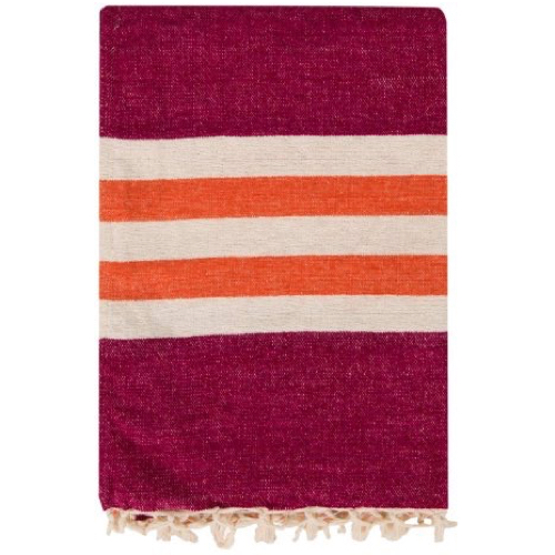 Pulp Home - Troy Throw - Magenta