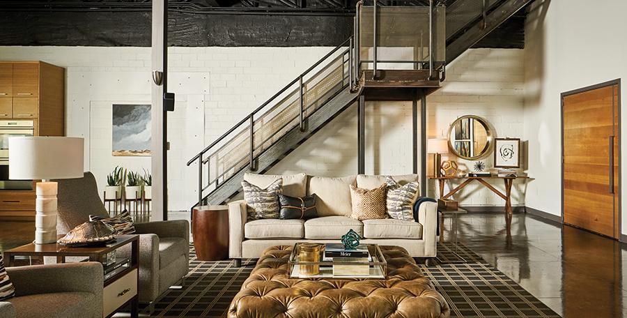 A HANDSOME CITY OASIS tour a warehouse turned city sanctuary & Pulp Design Studios