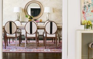 Home Tour: Classic with an Edge
