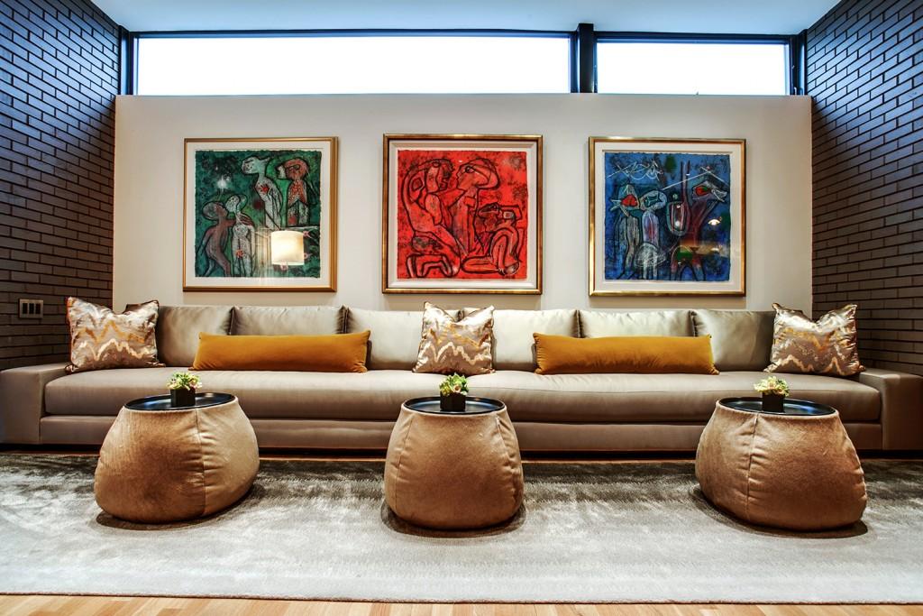 Pulp Design Studios - Couch