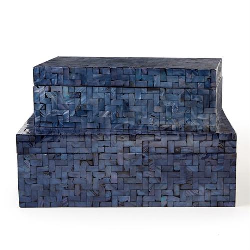 Pulp Home – Cobalt Blue Boxes