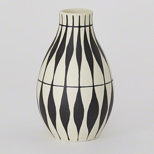 Pulp Home – Napoli Vase – Leaf Pattern
