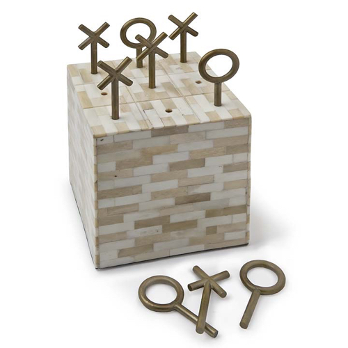 Pulp Home – Tic Tac Toe Multi Bone Block