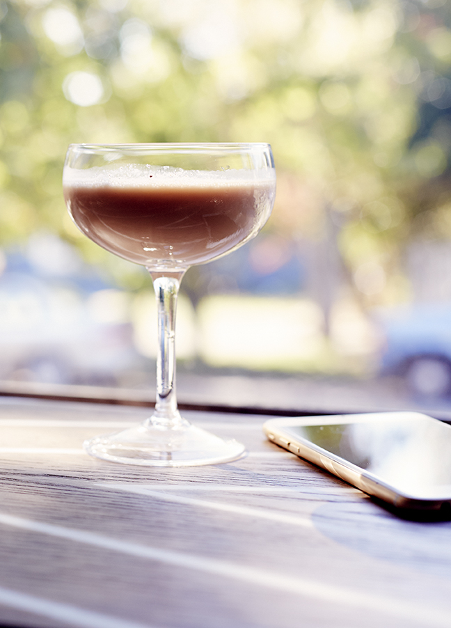 Must-try Cocktail: Brandy Alexander